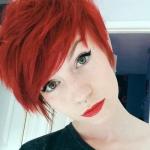 Pretty-Short-Haircut-for-Red-Hair