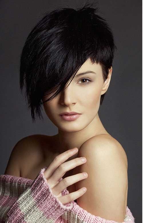 Short-Asymmetrical-Hairstyles Short-Asymmetrical-Hairstyles