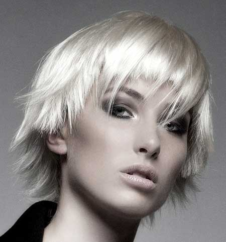 2014 2015 Short Haircuts For Round Faces 9 Pictures to pin on ...
