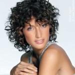 Short-Bob-for-Frizzy-Curly-Dark-Hair
