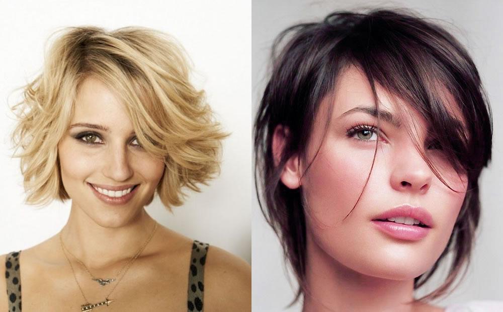 Consiglio taglio capelli ricci viso tondo