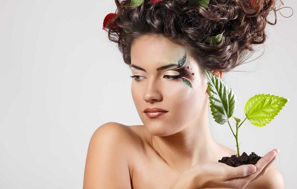 Trattamento della droga di capelli unti