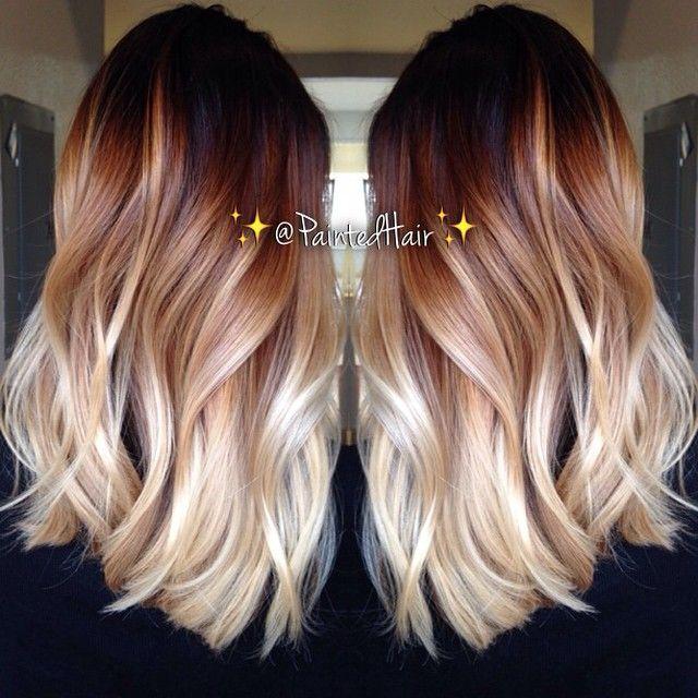 Tagli di alta moda per capelli lunghi