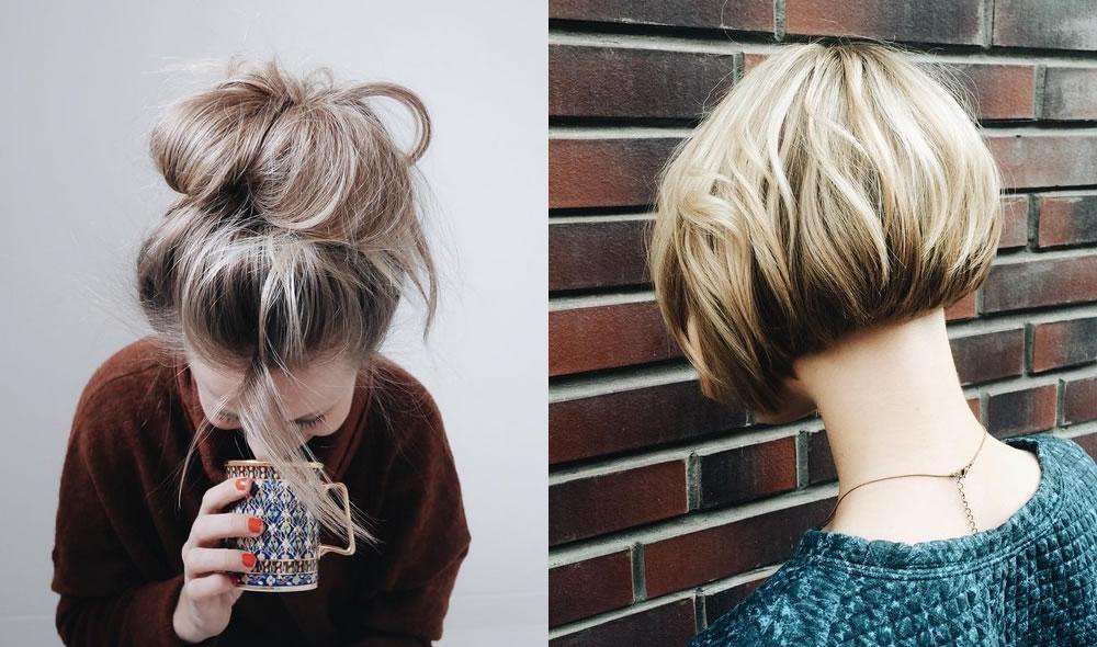 trend di capelli scuola