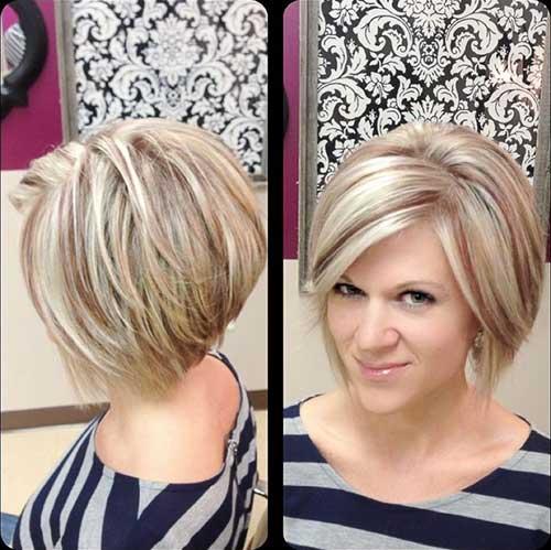 Taglio per capelli sottili e crespi