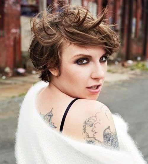 Lena-Dunham-Shaggy-Pixie