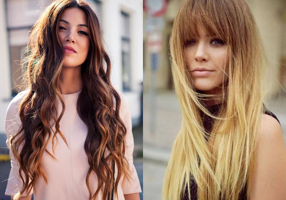 capelli lunghissimi