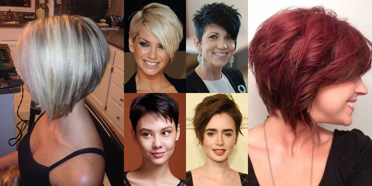 Prova taglio capelli foto