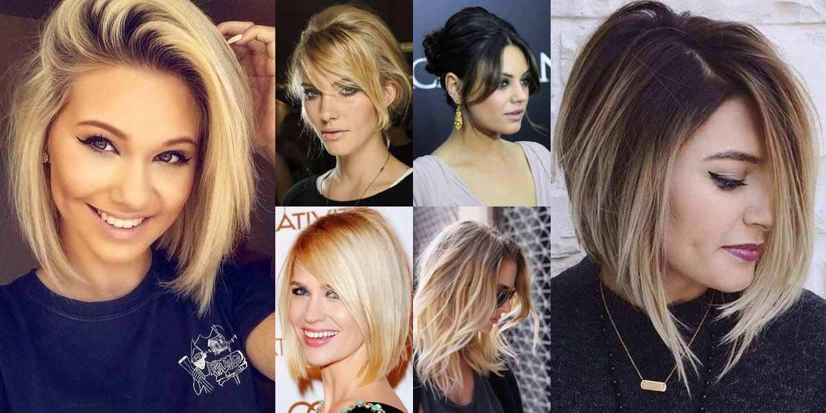 Tagli di capelli corti media lunghezza