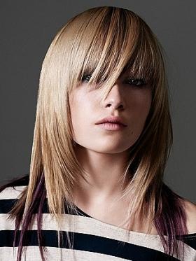 Nuovi tagli capelli scalati