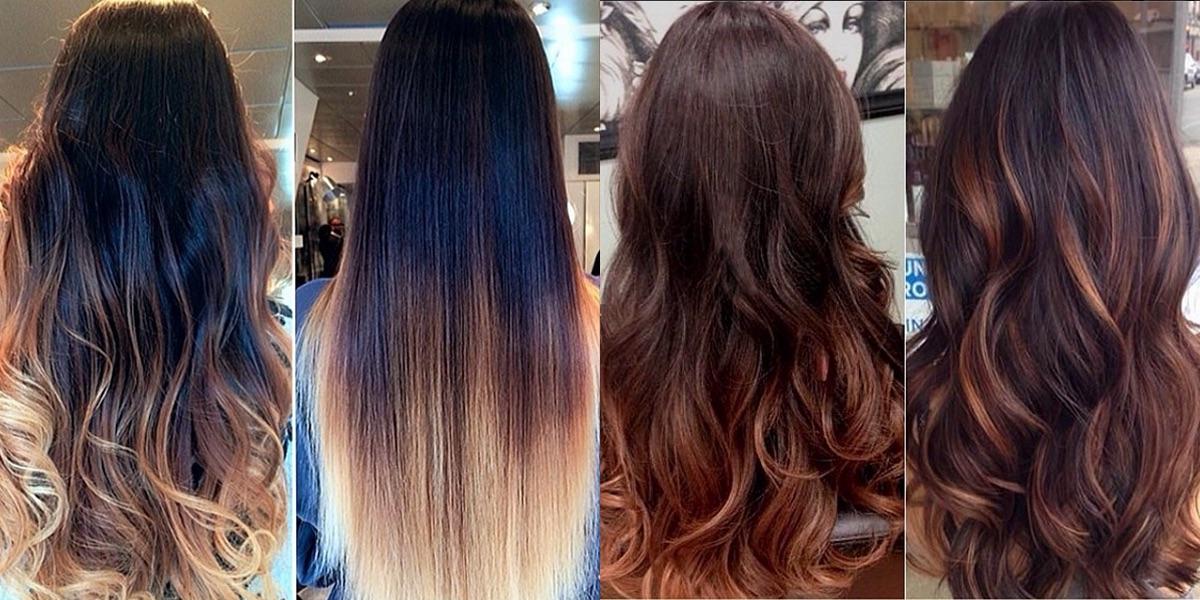 Extension capelli corti prima e dopo