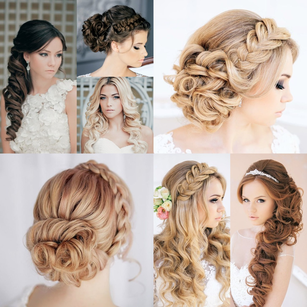 Amato Acconciature da sposa: i migliori tagli di capelli corti e lunghi ON13