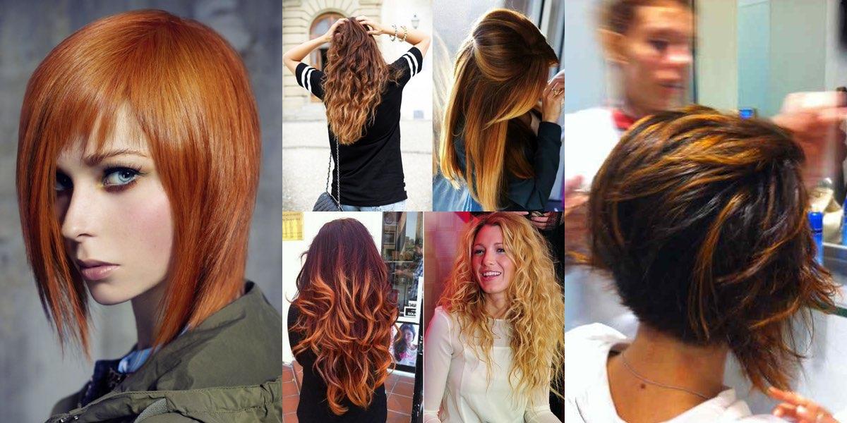 Un bel colore di capelli