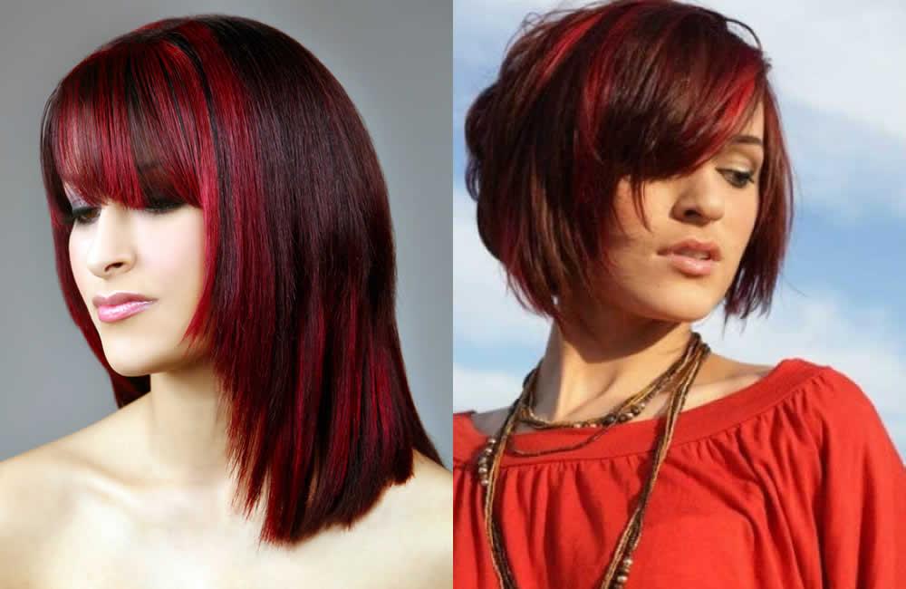 Super 20 sfumature rosse che vi faranno venir voglia di cambiare colore! IC73