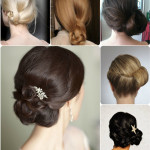 elegant-and-chic-side-chignon-hairstyle-for-night-date-with-straight-and-silky-hair-extensions-clip-on