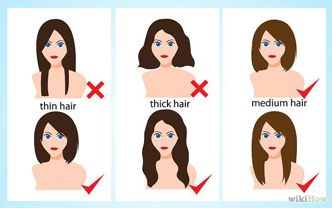 scegliere il taglio di capelli