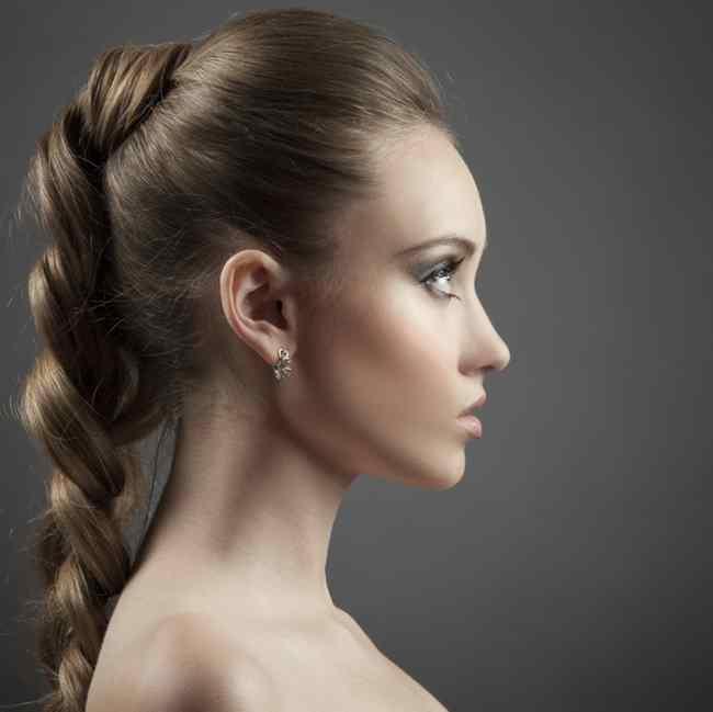 capelli lunghi con trecce treccia-4