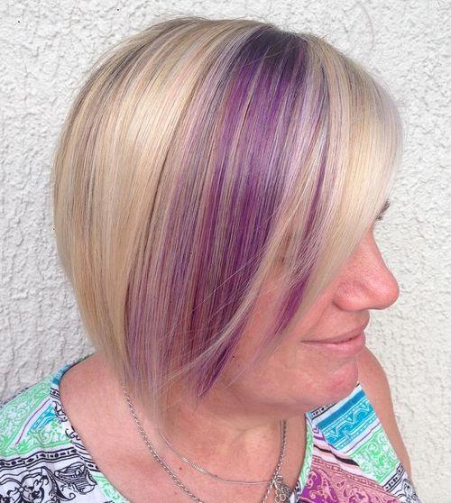 17-blonde-bob-with-lavender-balayage