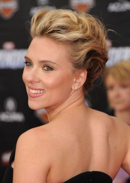 50_Best_Updos_for_Short_Hair_31 50_Best_Updos_for_Short_Hair_31