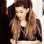 Ariana-ombre-hair-color