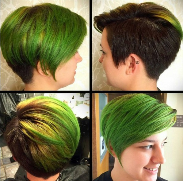 Great-Cut-and-Color-for-Short-Hair-Summer-Haircut-Ideas