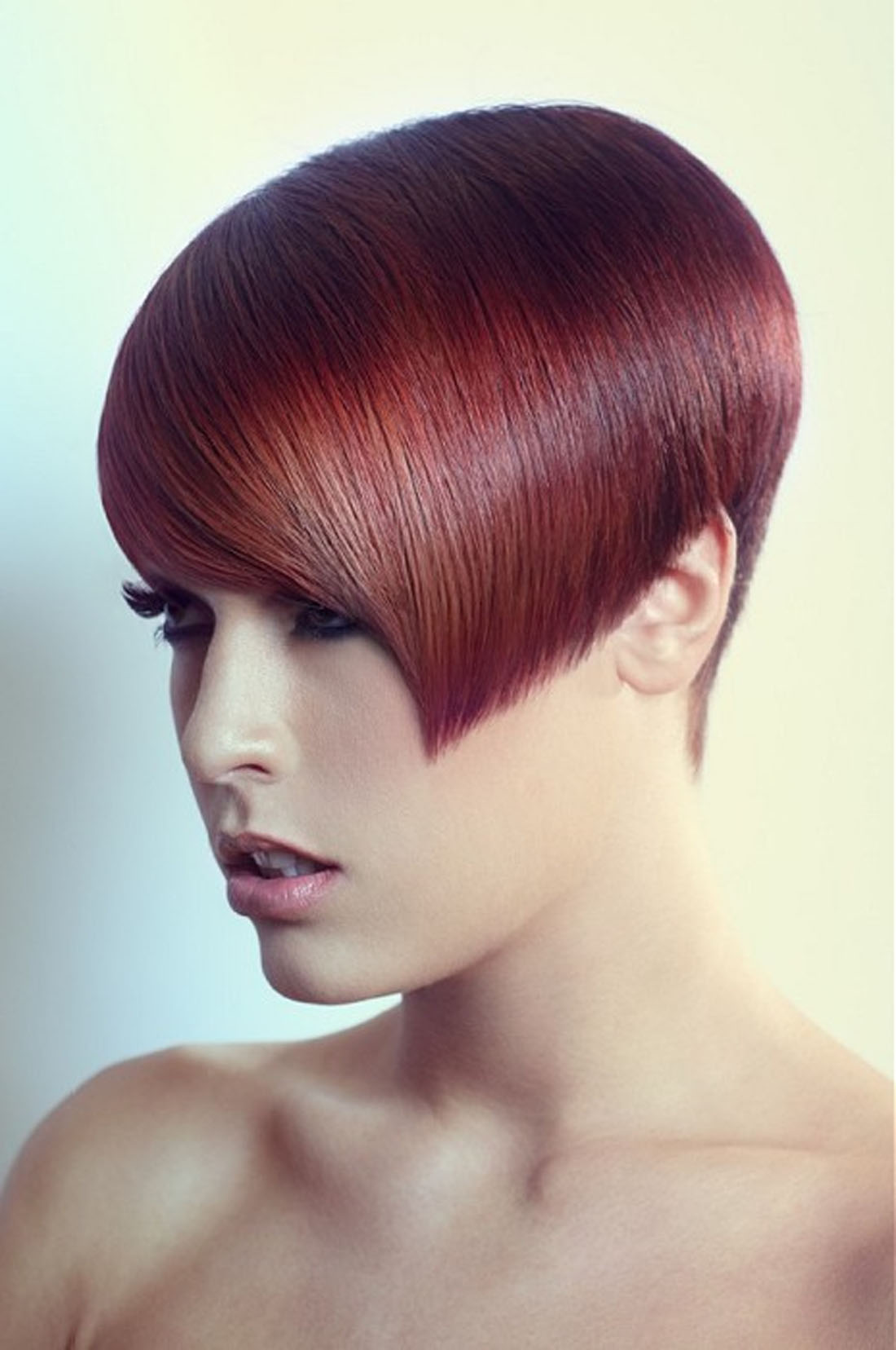 Red-Hair-Color-Hair-as-Very-Short-Hair-Idea