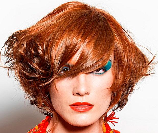 Nuovi tagli di capelli rossi
