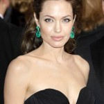 angelina-jolie-long-hairstyle-pulled-back