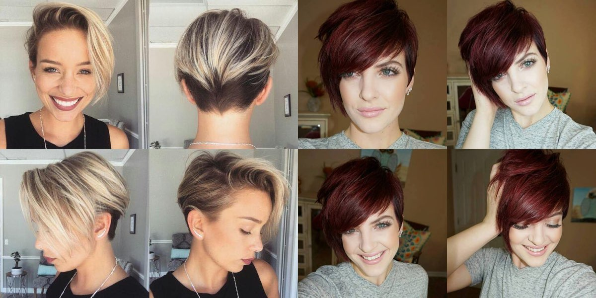 Colore capelli corti estate