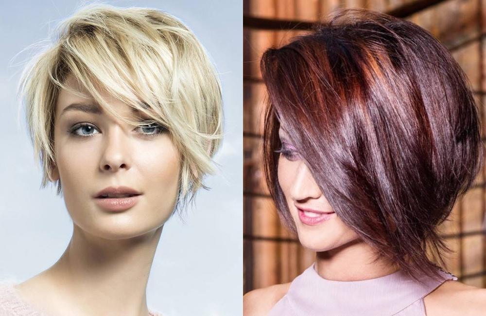 Tagli di capelli medi moderni