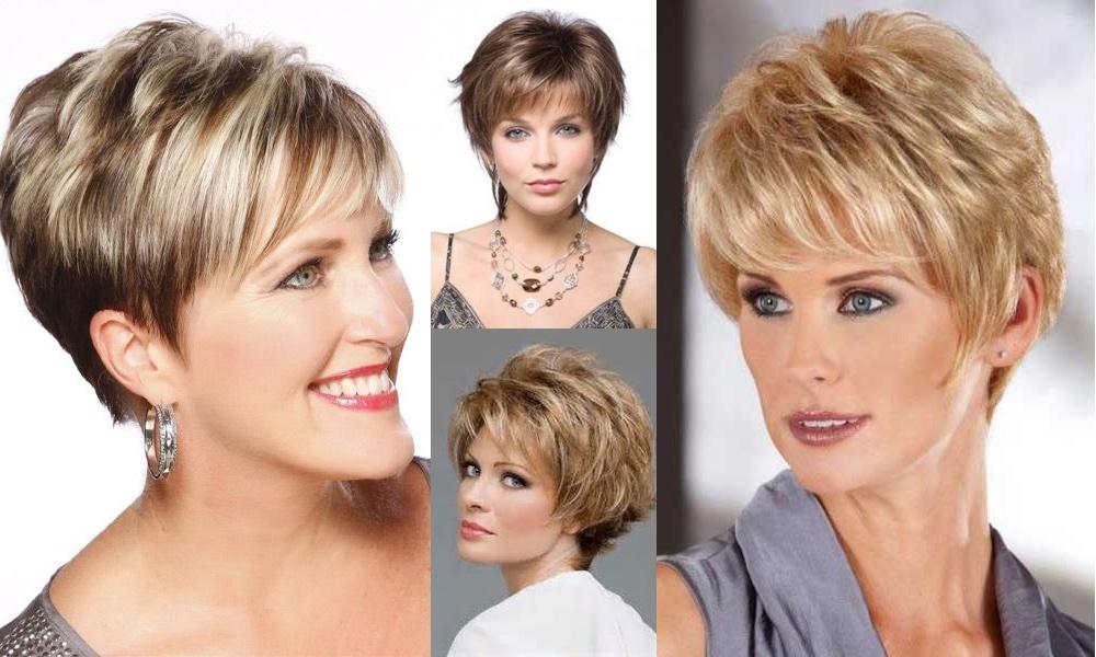 Taglio capelli corti donne 60 anni
