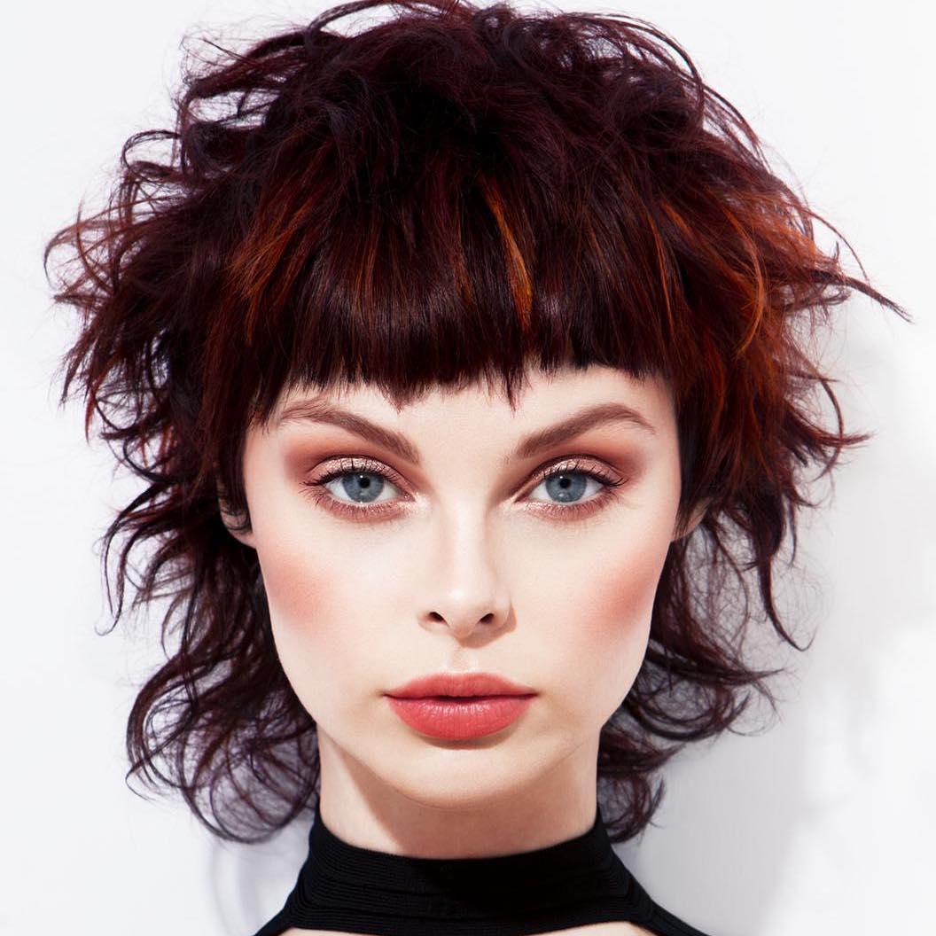 capelli rossi trendy