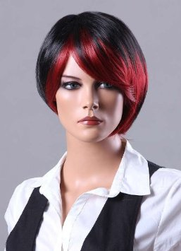 forever-young-black-red-short-wig-asymmetric-bob-style-with-long-bang-amazing-2-tone-dip-dye-free-wig-cap_4333127