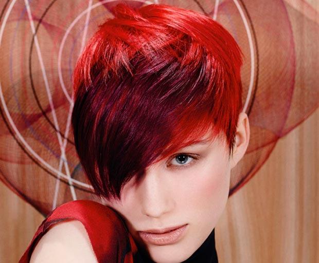 Taglio e colore capelli corti 2015