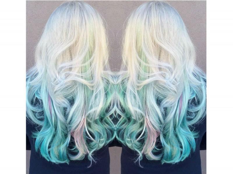 capelli colorati 10-9