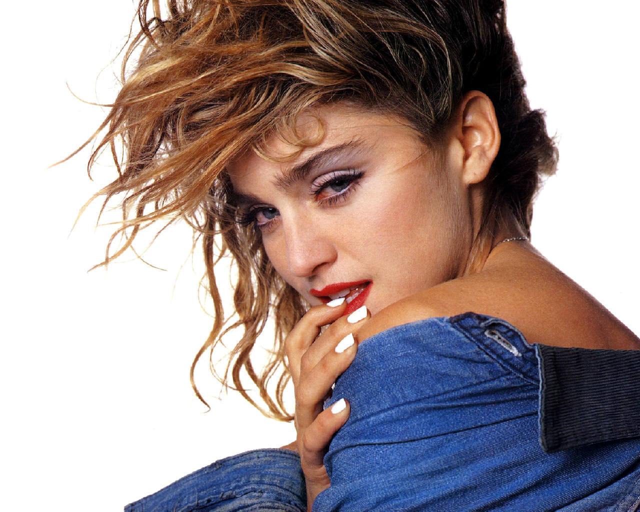 Ecco tutti i Madonna Hairstyle! 21