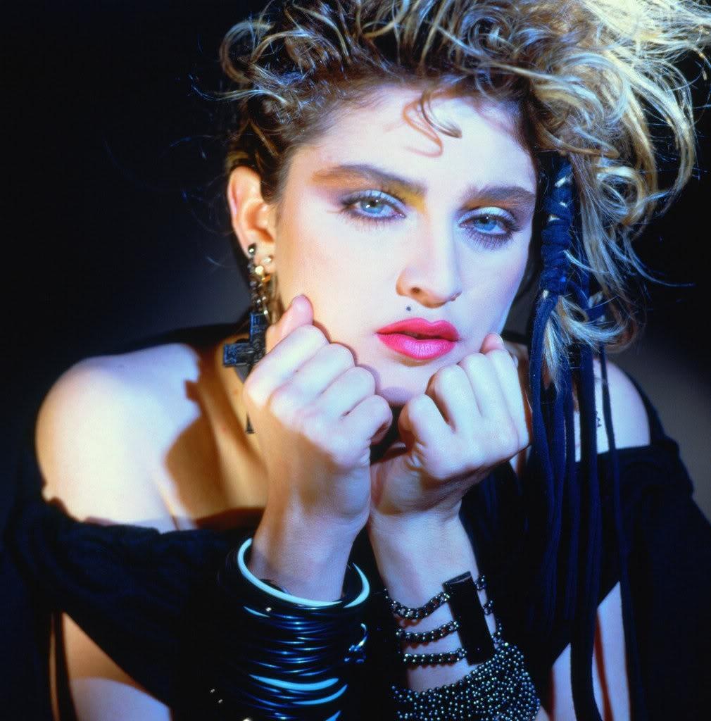 Ecco tutti i Madonna Hairstyle! 31