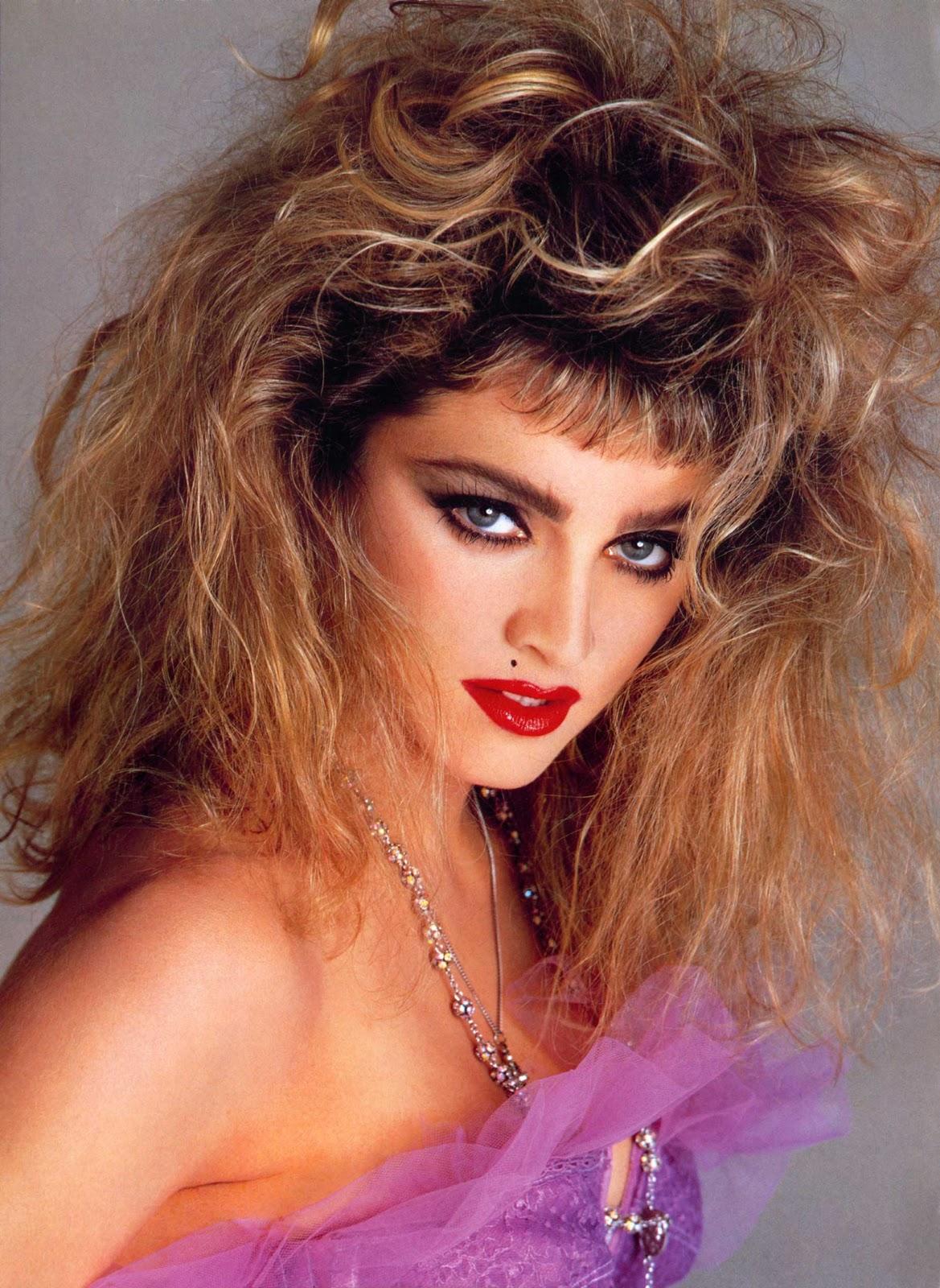 Ecco tutti i Madonna Hairstyle! 41