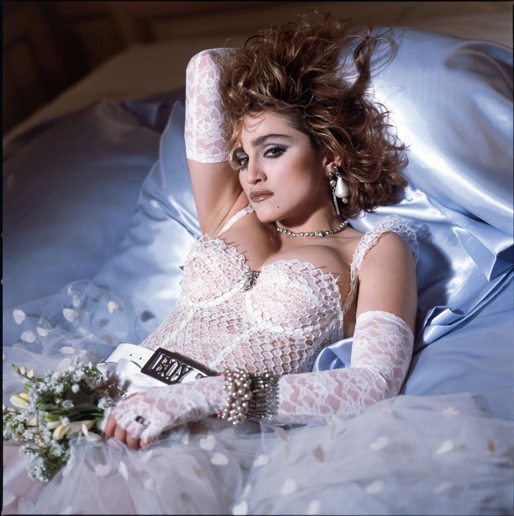 Ecco tutti i Madonna Hairstyle! 51