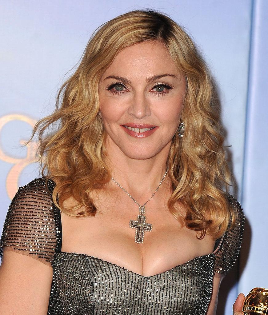 Ecco tutti i Madonna Hairstyle! 71