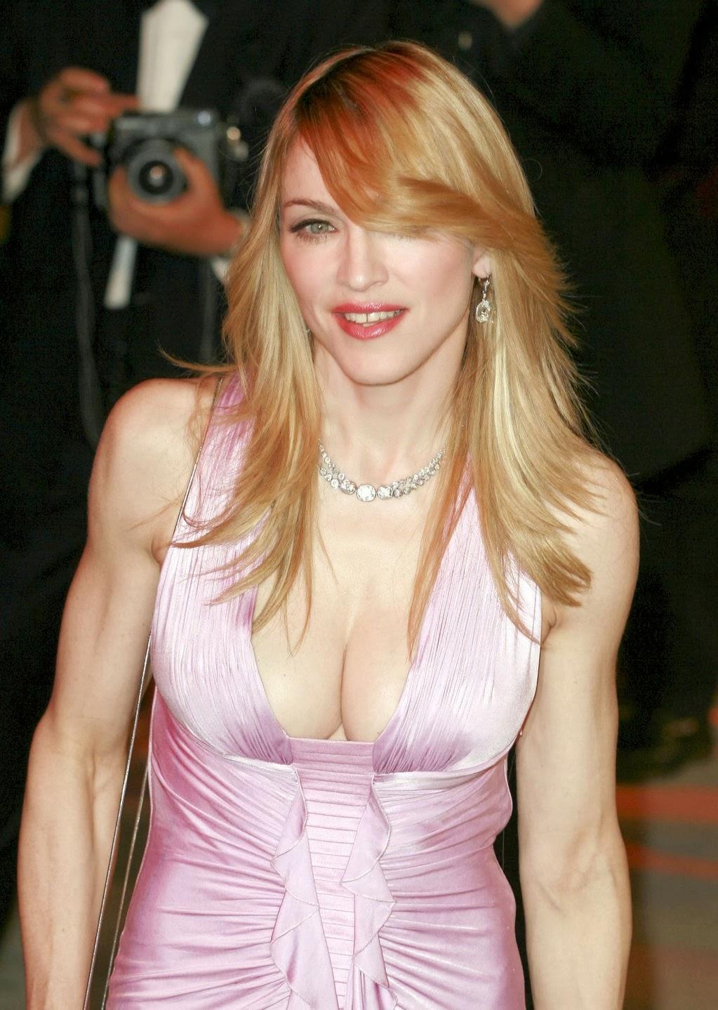 Ecco tutti i Madonna Hairstyle! 81