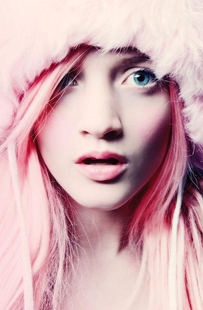 Capelli-lunghi-rosa-Carnevale-2016