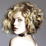 Cute-Hairstyles-For-Short-Thick-Curly-Hair