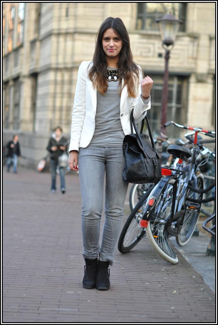 Grey-skinny-jeans-and-white-blazer Grey-skinny-jeans-and-white-blazer