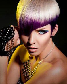 Idee-capelli-corti-colorati-Carnevale-2016
