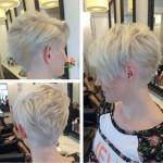 pixie cut per capelli sottili