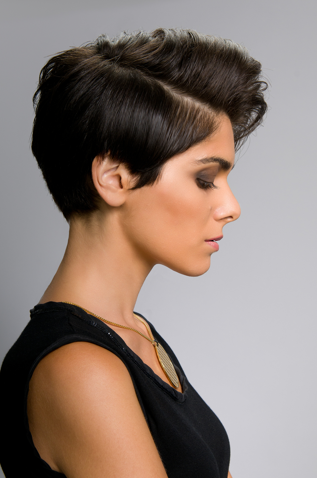 tagli di capelli pixie