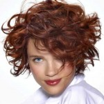 Short-Permed-Curly-Hair-for-Oval-Faces
