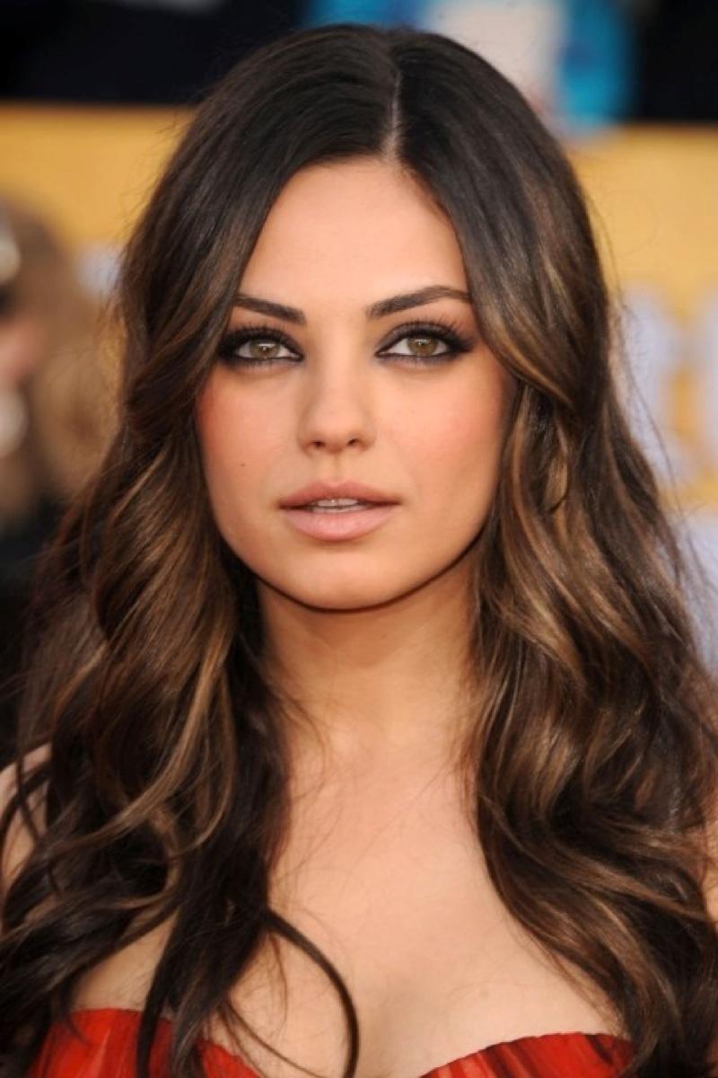 Super Trucco occhi marroni e capelli castani: guida al look perfetto. QS26