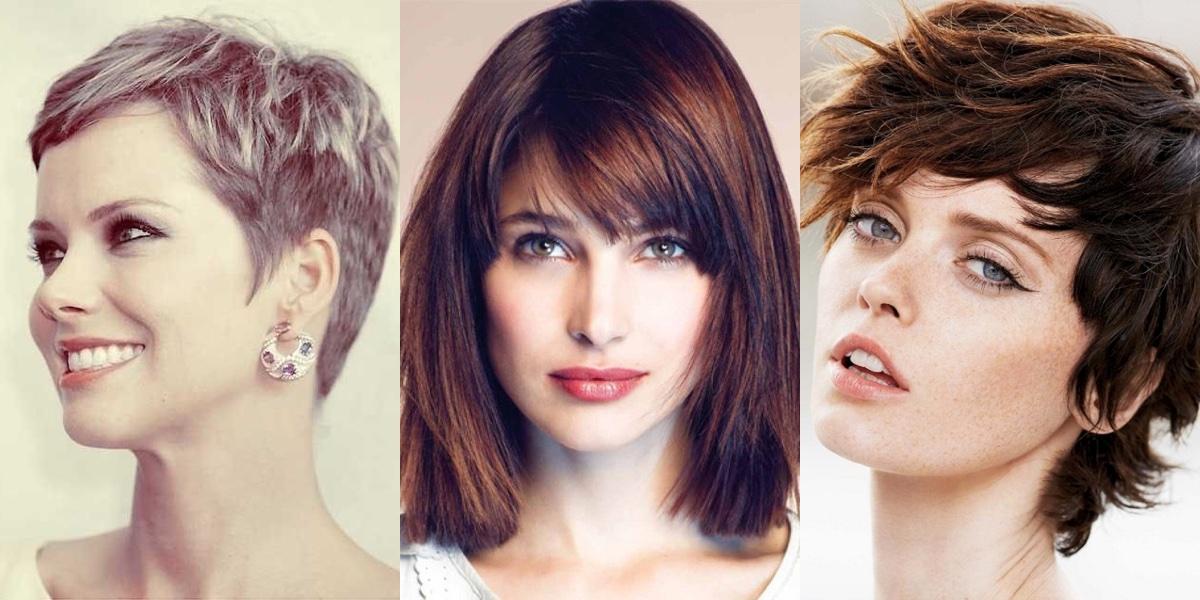 Taglio di capelli giusto
